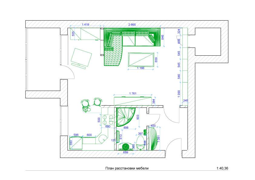 Проект Перепланировки Квартиры Для Согласования Образец Спб